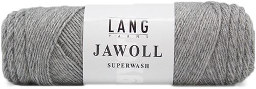 Lang Yarns Jawoll Superwash 5 Grey Melange