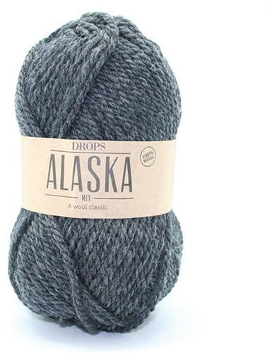 Drops Alaska Mix 05 Dark Grey