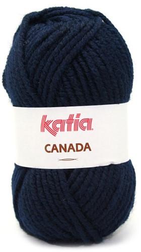 Katia Canada 5 Dark blue