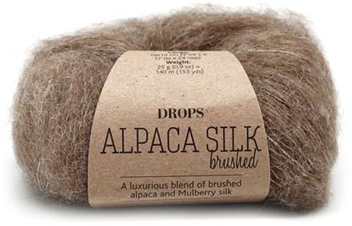 Drops Brushed Alpaca Silk Uni Colour 05 Beige