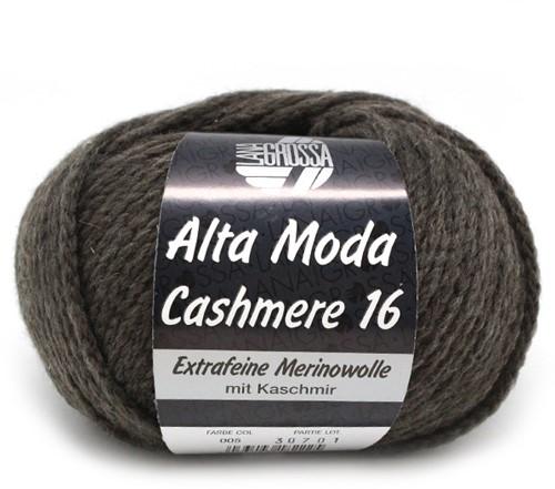 Lana Grossa AM Cashmere 16 5 Mocca
