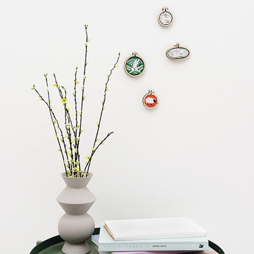 Mini Wall-Hangings Punch Needle Kit
