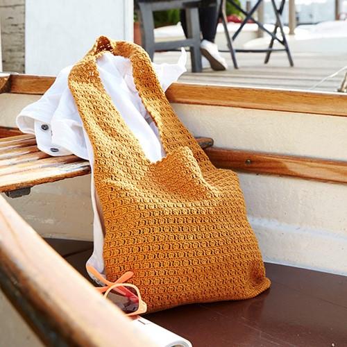 Crochet Pattern Catania Shopper