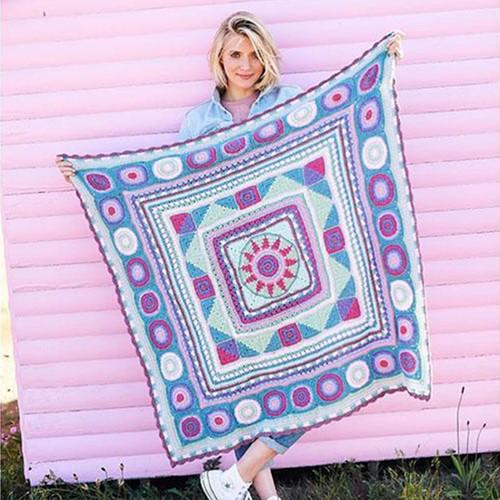 Sunstar Blanket CAL Yarn Kit 2 Special dk