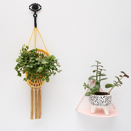 Yarn and Colors Must-Have Plant Holder Crochet Kit 2