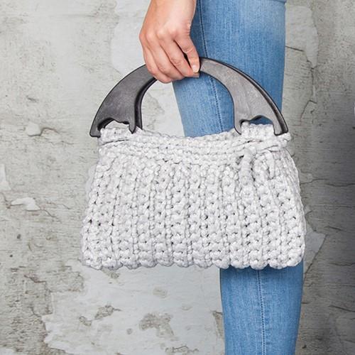 Crochet pattern Zpagetti bag