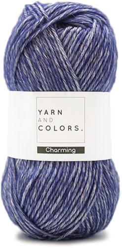 Yarn and Colors Charming 060 Navy Blue