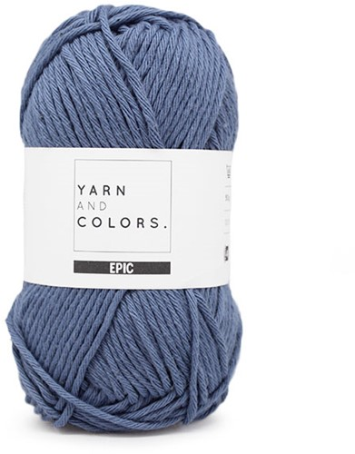 Yarn and Colors Epic 061 Denim