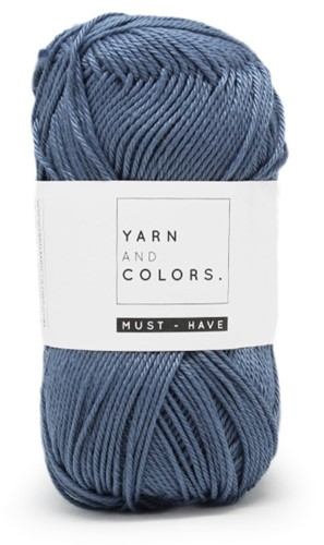 Yarn and Colors Must-have 061 Denim