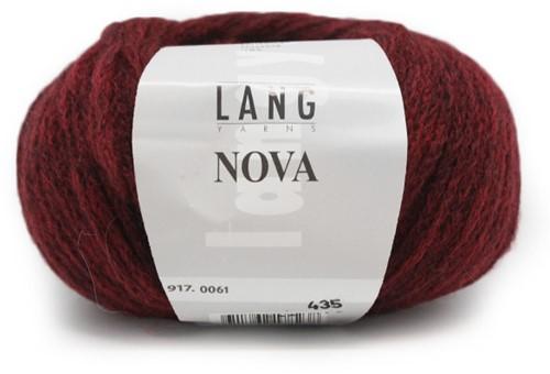 Lang Yarns Nova 61 Red