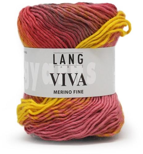 Lang Yarns Viva 61 Red