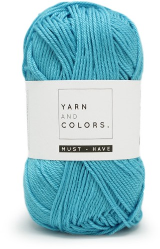 Yarn and Colors Must-have 065 Turquoise