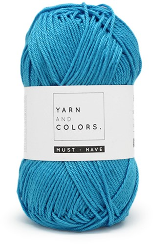 Yarn and Colors Must-have 066 Blue Lake