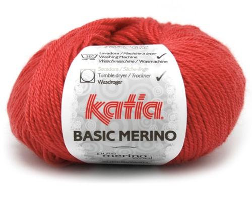 Katia Basic Merino 66 Coral