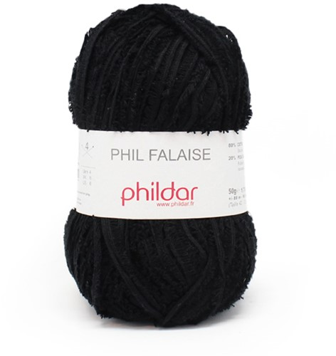 Phildar Phil Falaise 67 Noir