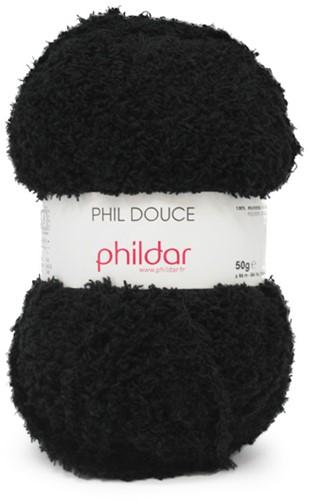 Phildar Phil Douce 1200 Noir