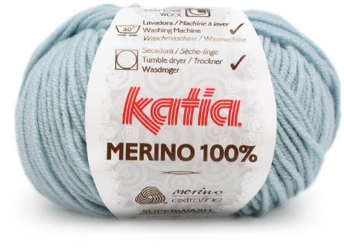 Katia Merino 100% 67 Sky blue