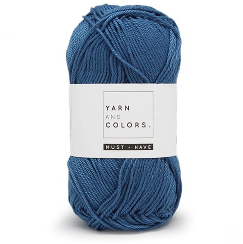 Yarn and Colors Must-have 067 Pacific Blue
