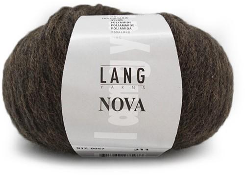 Lang Yarns Nova 67 Brown