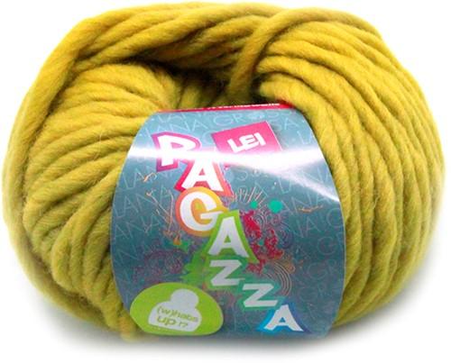 Lana Grossa Ragazza Lei Uni 67 Mustard Yellow