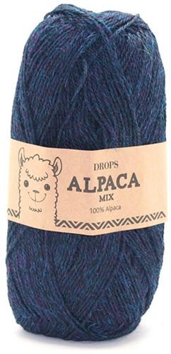 Drops Alpaca Mix 6834 Blue/Turquoise