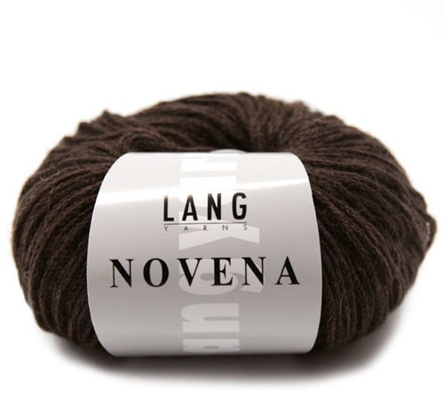 Lang Yarns Novena 68 Brown