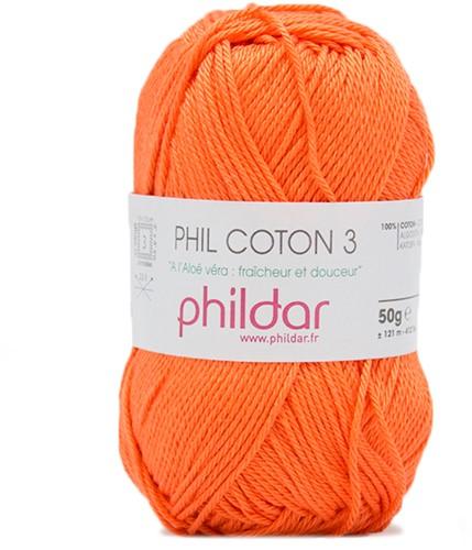 Phildar Phil Coton 3 1396 Vitamine
