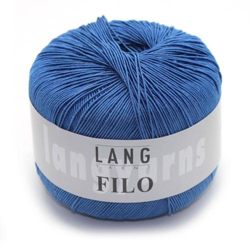 Lang Yarns Filo 6 Blue