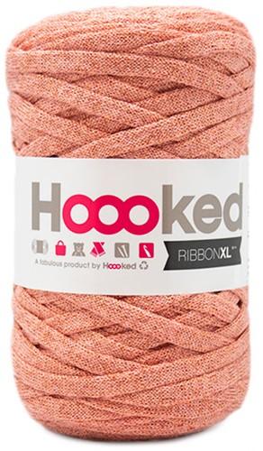 Hoooked RibbonXL Lurex 6 Rose Gold