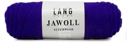 Lang Yarns Jawoll Superwash 6 Royal
