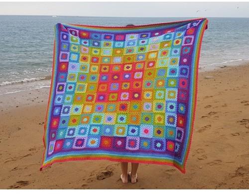 Aria Blanket Yarn Kit