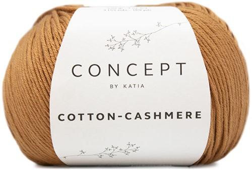 Katia Cotton Cashmere 70 Brown