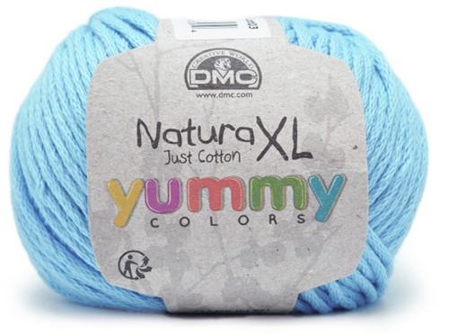 DMC Natura XL 70 Cobalt