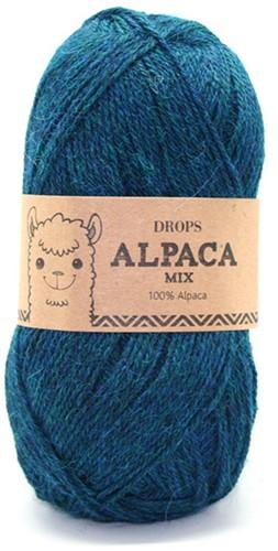 Drops Alpaca Mix 7240 Petrol