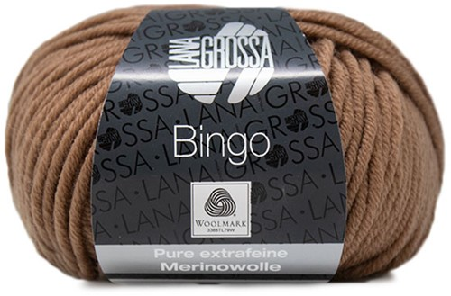 Lana Grossa Bingo 724 Camel