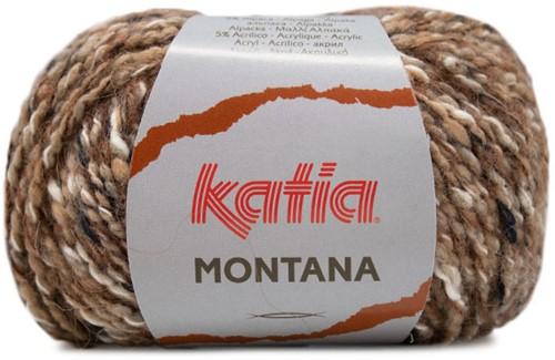 Katia Montana 072 Beige-Terra brown