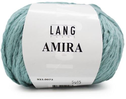 Lang Yarns Amira 72 Aqua