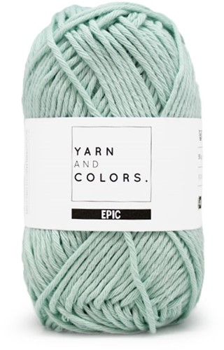 Yarn and Colors Epic 073 Jade Gravel