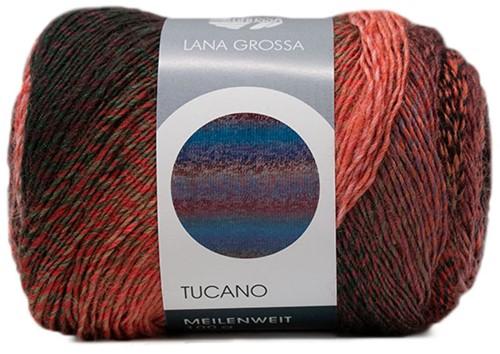 Lana Grossa Meilenweit 100 Tucano 7423