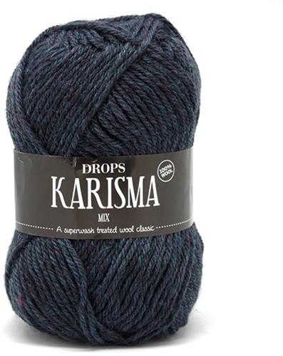 Drops Karisma Mix 75 Petrol-cerice