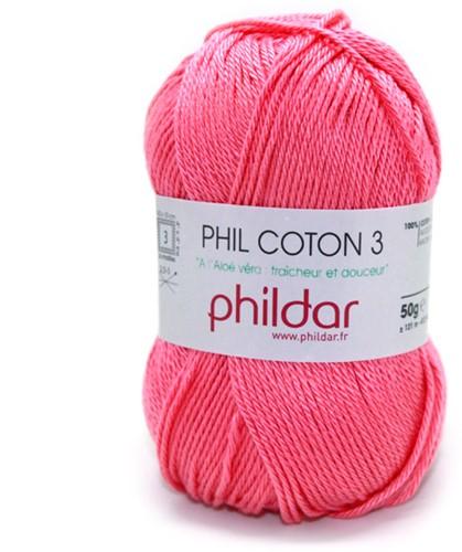 Phildar Phil Coton 4 1005 Berlingot