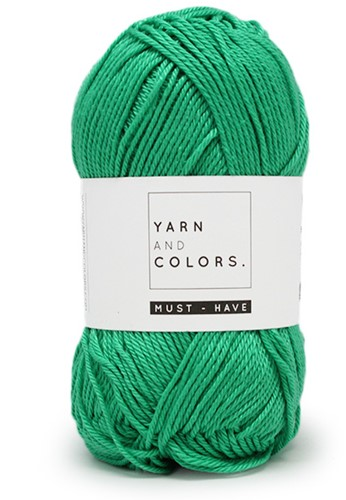 Yarn and Colors Must-have 076 Mint