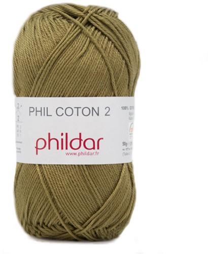Phildar Phil Coton 2 7701 Army