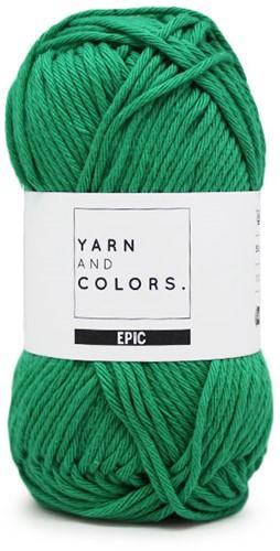 Yarn and Colors Epic 077 Green Beryl