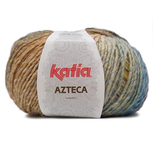 Katia Azteca 861 Beige/Ocher/Brown/Green