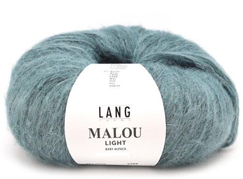 Lang Yarns Malou Light 78 Turquoise