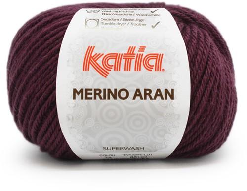 Katia Merino Aran 78 Violet