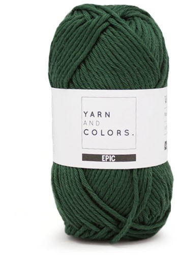 Yarn and Colors Epic 078 Bottle