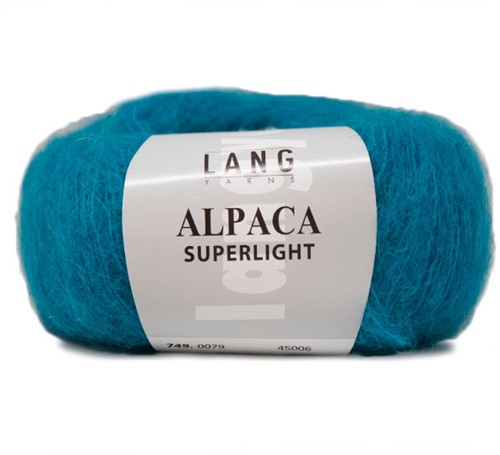 Lang Yarns Alpaca Superlight 079