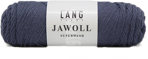 Lang Yarns Jawoll Superwash 7 Steel Blue